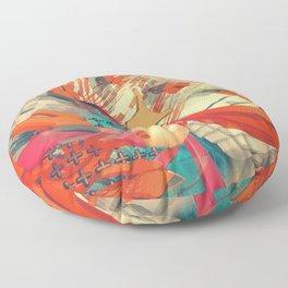 RAND I Floor Pillow