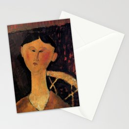 "Amedeo Modigliani ""Beatrice Hastings"" 1915 Stationery Cards"