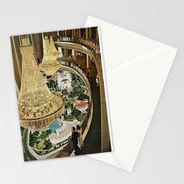 Lavish Lookout  Stationery Cards