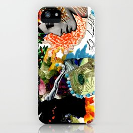Feel Beautiful iPhone Case