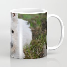 Westie puppy Coffee Mug