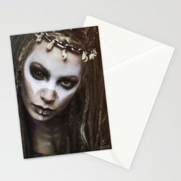 voodoo fairy Stationery Cards