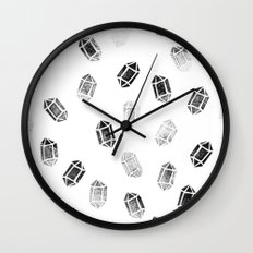 Day 035   #margotsdailypattern Wall Clock