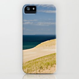Sand Dune Hillside iPhone Case