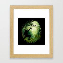 Robin Hood Framed Art Print