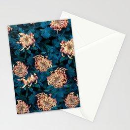 Сhrysanthemums Stationery Cards