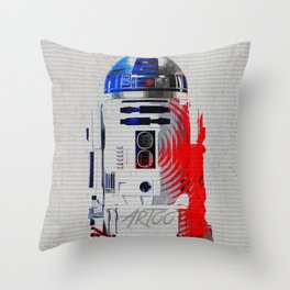 Artoo Throw Pillow