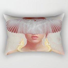 The healer of souls Rectangular Pillow