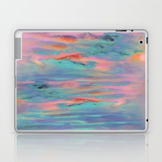 Pastel Powder Laptop & iPad Skin