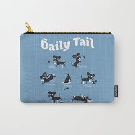 The Daily Tail Dog Carry-All Pouch