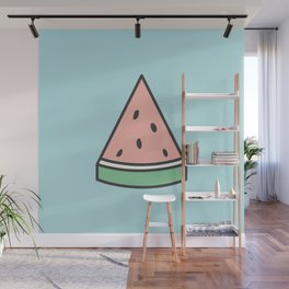 Strawberry Watermelon Wall Mural