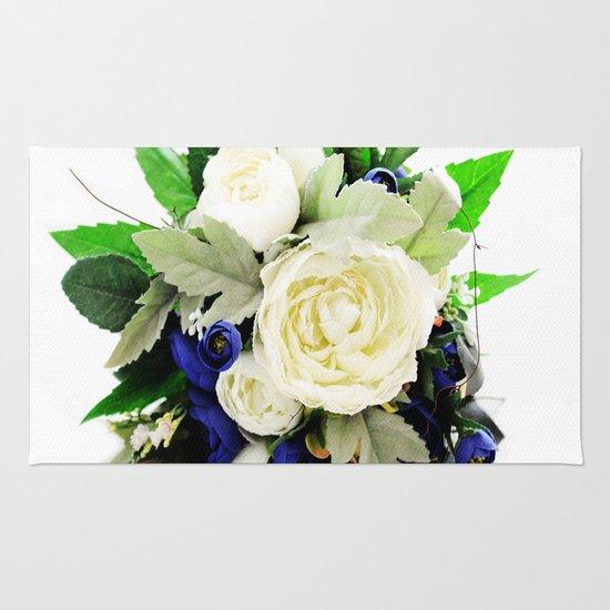 Flowers # Rug