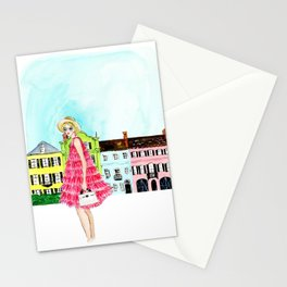 Charleston Gal Stationery Cards