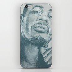 didier morville iPhone & iPod Skin