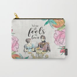 Pride and Prejudice - Fools in Love Carry-All Pouch