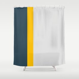 GR Colors Mark III Shower Curtain
