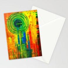 Radio Station Stationery Cards