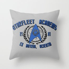 Star Trek - Starfleet Academy - Science Throw Pillow