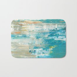 Morning Spray Bath Mat