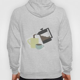 Coffee (French Press) Hoody