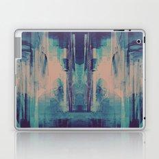slow glitch Laptop & iPad Skin
