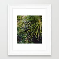 wild things Framed Art Prints featuring Wild Things by Tina Crespo