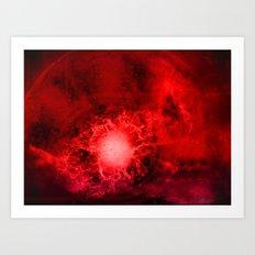 Wall of Space II Art Print