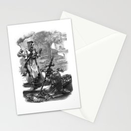 Call to Arms Stationery Cards