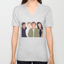 One direction Unisex V-Neck