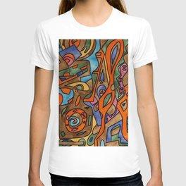 vf``hj-.itt T-shirt