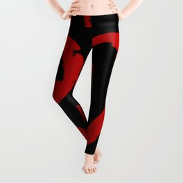 The Treble With Love Leggings