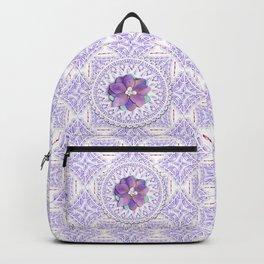 Delphinium Lace Backpack
