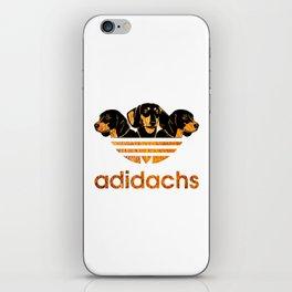 AdiDachsund iPhone Skin