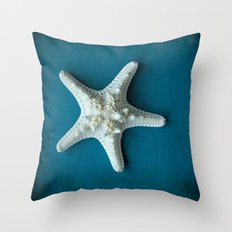 Sea Star Throw Pillow