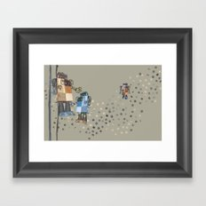 Robotics 2 Framed Art Print