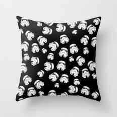 Stormtroopers Throw Pillow