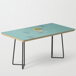 Seasons Time Space Coffee Table