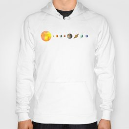 The Solar System Hoody