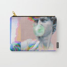 Vaporwave Glitch Carry-All Pouch