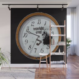Worlds End Wall Mural