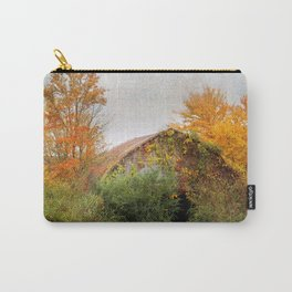 Autumn Covered Barn Carry-All Pouch