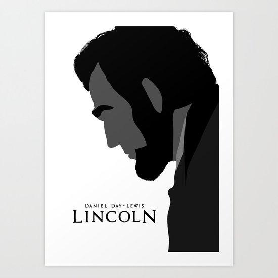 Lincoln Art Print