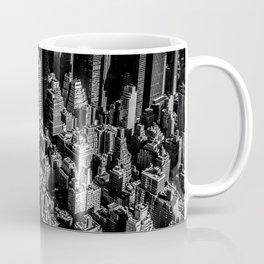 Manhattan Rooftop View Coffee Mug