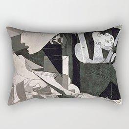 GUERNICA #2 - PABLO PICASSO Rectangular Pillow