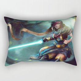 chosen fiora  Rectangular Pillow