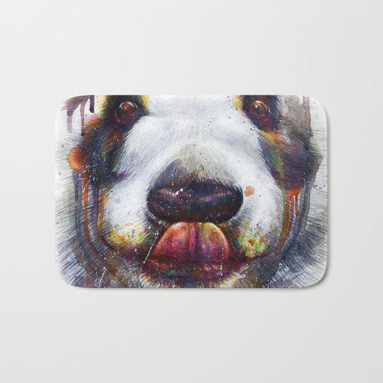 Sweet Panda Bath Mat