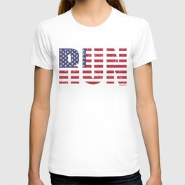 RUN USA T-shirt