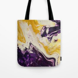 """Geaux Tigers"" by Laurie Ann Hunter Tote Bag"