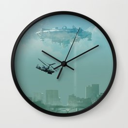 D9 Tribute Wall Clock