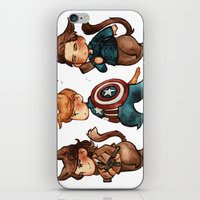 onward iPhone & iPod Skins featuring onward to adventure! by noCek